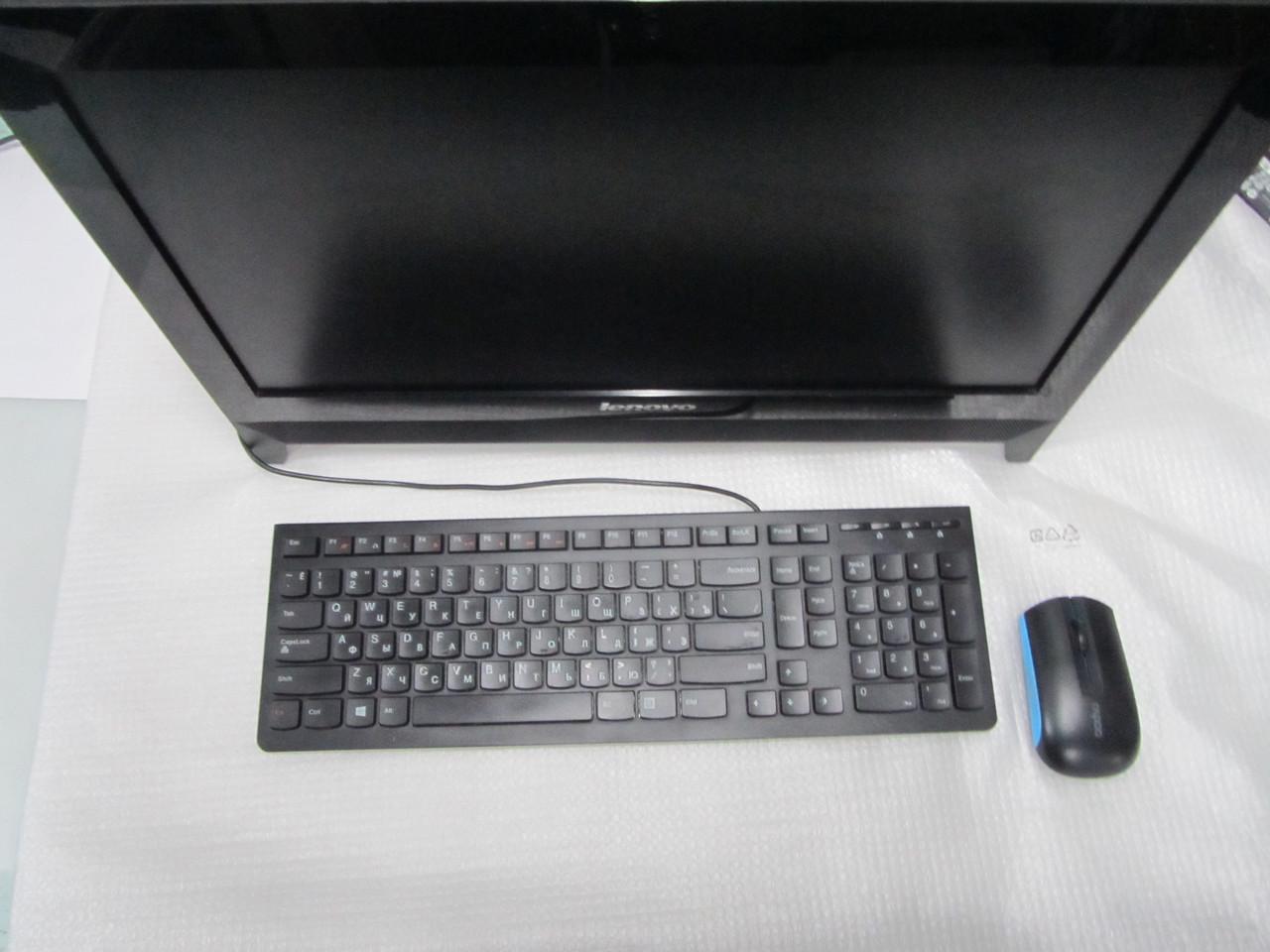 "Двухъядерный Моноблок Lenovo c20-00. Диагональ 19,5""(1600x900) HD+ LED"