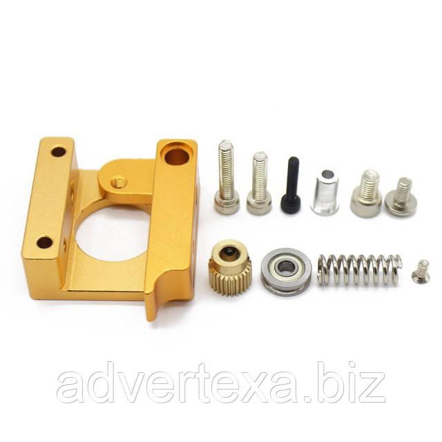 Алюминиевый блок экструдера MK8 для 3D-принтера
