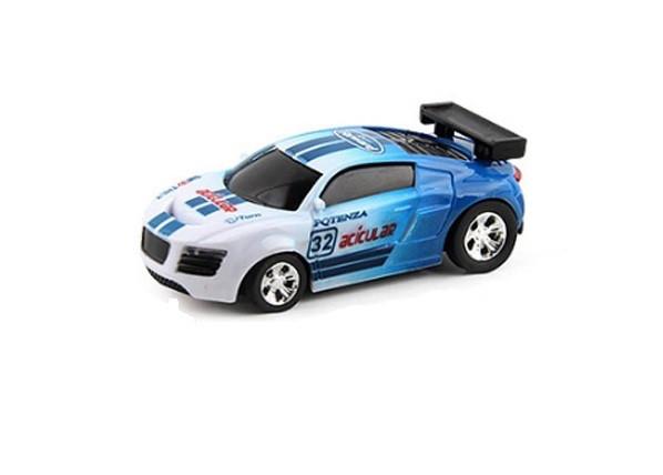 Радиоуправляемая игрушка CHENGKETOYS 1681 Машинка на радиоуправлении в банке 1:43 Синий (SUN0663)