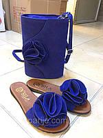 Набор Электрик: сумка, обувь