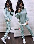 """Женский стильный костюм """"Мисс Босс"""": кофта-трансформер и штаны (4 цвета), фото 5"""