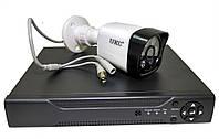 Набор DVR регистратор 4 канальный и 4 камеры DVR CAD D001 KIT SUPER NEW, фото 1