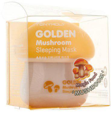 TonyMoly Ночная маска Magic Food Golden Mushroom 70ml