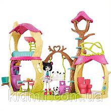 Энчантималс Прю Панда и Лесной замок Enchantimals Panda Tree House Playset