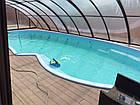 """Стационарный стекловолоконный усиленный бассейн """"Атлант"""" 6,4х3,2 глубиной от1,2 до 1,6м., фото 4"""
