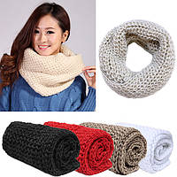 Женский шарф хомут, фото 1