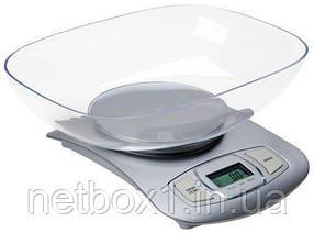 Весы кухонные Adler 3137 silver