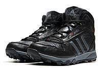 Кроссовки мужские Adidas Terrex Fastshell, черные (3205-4),  [   41 43 46  ]