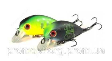 Воблер Pontoon 21 Hypnose 38F-SSR 38mm 3.8g до 0.3m приманка, воблер / RIB