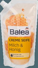 Рідке мило BALEA Creme Seife Milch&Honig