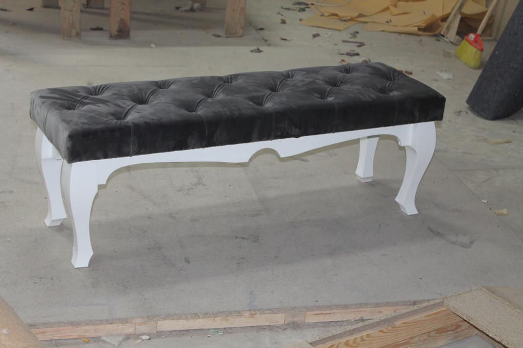 Виготовляємо на замовлення пуфики, бенкетки, фотелі. 6