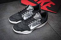 Кроссовки мужские Nike Kobe 11, черные (1003-3),  [   41 44  ]