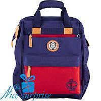 Рюкзак для подростка с ортопедической спинкой Kite College Line K18-885M-1, фото 1