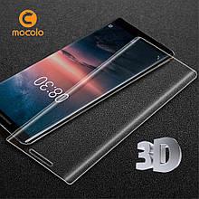Защитное стекло Mocolo 3D для Nokia 8 Sirocco прозрачный