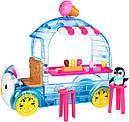 Набор Enchantimals Фургончик мороженого и кукла Прина Пингвин FKY58, фото 2