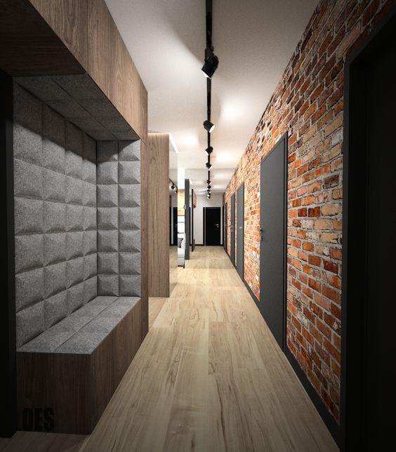 Стеновые панели. Мягкая ниша для кровати