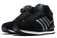 Кроссовки мужские Adidas Fastr TEX, черные (3180-1),  [   41  ]
