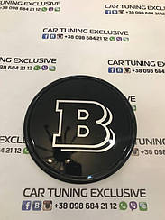 BRABUS double - B logo for the grille