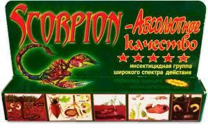 Инсектицид Скорпион, 6 мл — сила против почвенных вредителей!! (медведка, проволочник,личинка майского жука)