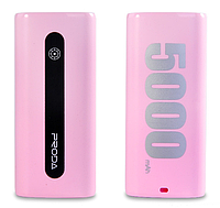 Портативная батарея Proda E5 Power Box 5000mAh Pink
