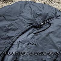 """Спальный мешок """"ARMY"""" GRAY ( До - 5C), фото 4"""