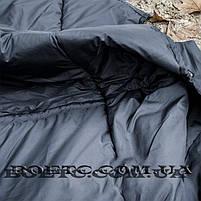 """Спальный мешок """"ARMY"""" GRAY ( До - 5C), фото 7"""