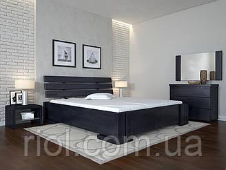 Полуторне ліжко дерев'яне Доміно