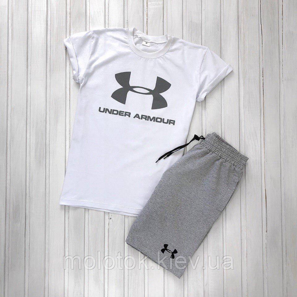 6b67981b4117 Спортивный комплект Under Armour (футболка+шорты) Топ реплика Качество А+.  588 грн. Купить