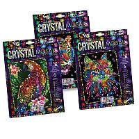 "Набор для творчества ""Crystal Mosaic"" CRM-01-02-10 ""Danko Toys"""