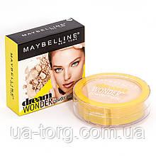 Компактная пудра  Maybelline Dream Wonder Powder Matte (Тон №3)