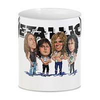 Кружка GeekLand Metallica Металлика