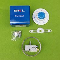 Термостат капиллярный универсальный SKL / K59-P1686 / 6A / 250V / L=1,3м для одно-двухкамерных холодильников, фото 1