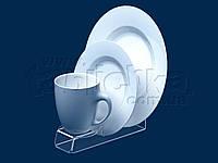 Подставка под тарелку, блюдце и чашку, акрил 3мм, фото 1