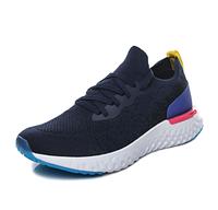 Женские кроссовки Nike Epic React Flyknit blue