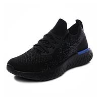 Женские кроссовки Nike Epic React Flyknit черные