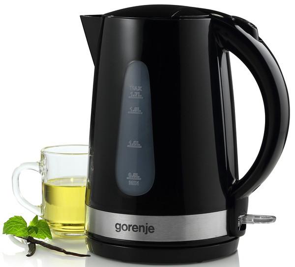 Чайник Gorenje K 17 BK (чайник електричний)