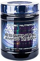 Essential Amino Matrix 300грамм  Scitec Nutrition незаменимые аминокислоты