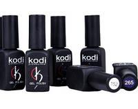 Набор гель-лаков Kodi (5 шт. + 1 шт. в подарок)