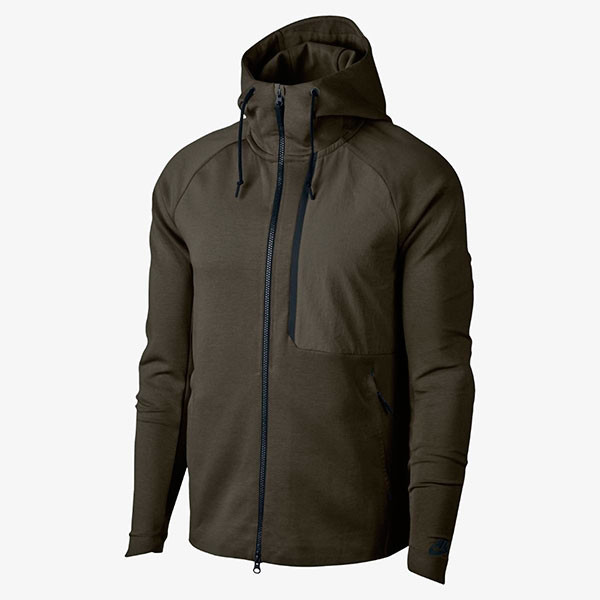 5ade5797 Купить Мужская толстовка NIKE NSW Tech Fleece HD (Артикул: 886156 ...