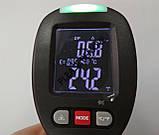 Пирометр Voltcraft IR-SCAN-350RH / 2 (-50 ... +380 ° C) DS: 20: 1. EMS:0,95. Сканер Dew (точки росы). Германия, фото 2