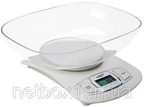 Весы кухонные Adler 3137 white