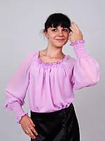 Блузка детская для девочек  М-768  рост 146