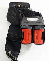 Ответная часть ремня безопасности задняя Рено Лагуна 1 7700844723 Б/У