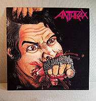 CD диск Anthrax - Fistful of Metal