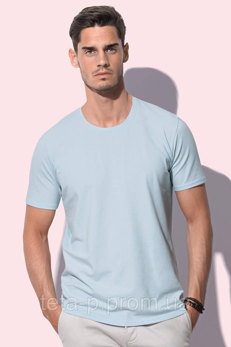 Мужская футболка Stedman с круглым воротом
