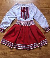 """Национальный украинский для девочки """"Кружево"""", фото 1"""