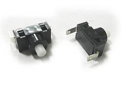 Кнопка нажимная PBS-02А   (2А 250V)