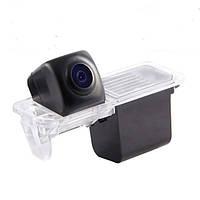 Штатная камера заднего вида Gazer CC100-1K8 для Seat