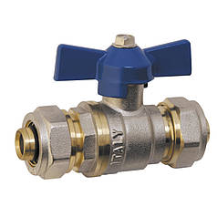 SD Шар.кран  20*20 вода   SD333W20