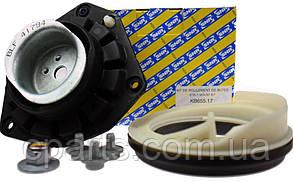 Комплект опори амортизатора Renault Megane 2 (SNR KB655.17)(висока якість)